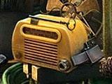Redemption Cemetery: Children's Plight Transistor Radio
