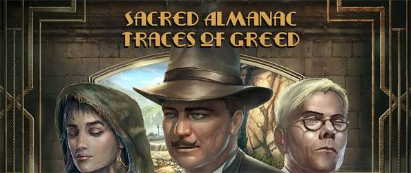 Sacred Almanac: Traces of Greed - Solve the mystery of why a tribe of ancient people is facing potential extinction.