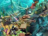 Shipwreck in Aquascapes