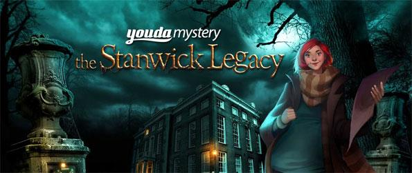 Youda Mystery: Stanwick Legacy - Explore a house full of mysteries and puzzles.