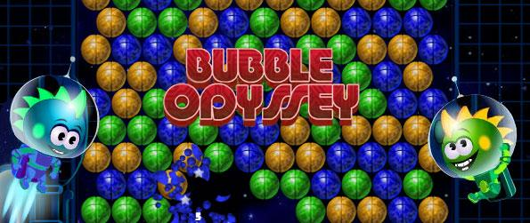 Bubble Odyssey - Jouer à Bubble Odyssey en ligne!