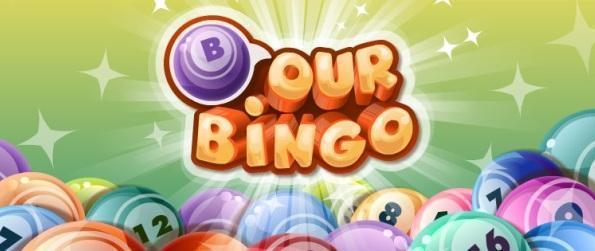 Our Bingo - Jogue jogos de bingo emocionantes e ganhar milhares de moedas!