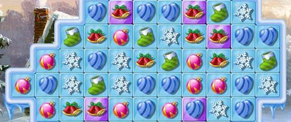 Perfect Tree - desfrutar de um Natal temático jogo 3 jogo com muita diversão reviravoltas.