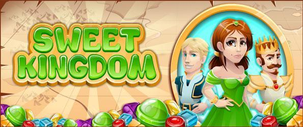 Sweet Kingdom - Match the candies to free the prince in this Facebook Game.