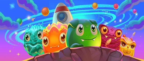 Galaxy Journey - Explore the galaxy in search of the missing Anna with an amazing brand new match 3 game.