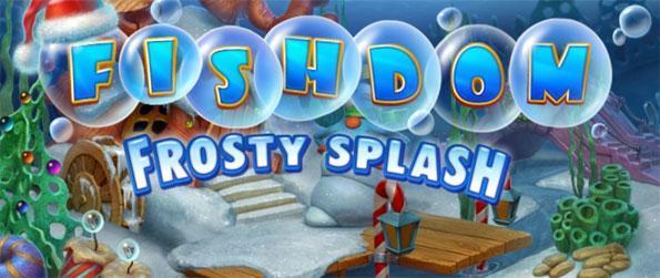 Fishdom: Frosty Splash - Enjoy a stunning new game from the Fishdom series, enjoy cool wintry fun as you make your aquarium.