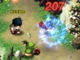 Dealing damage in Zenonia S