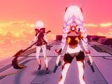 Kiana vs Honkai in Honkai Impact 3