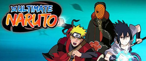 Ultimate Naruto - Enter this much loved universe and create your own story.