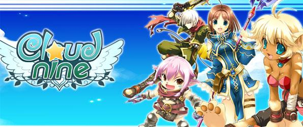 Cloud Nine - Explore a vibrant anime world filled with quests and extraordinary gameplay opportunities.