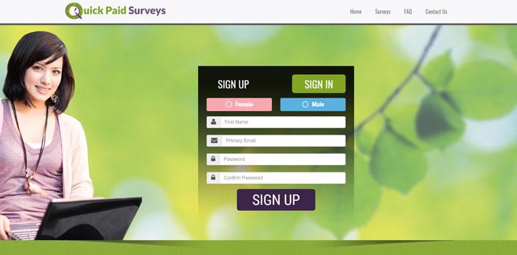 Quick Paid Surveys
