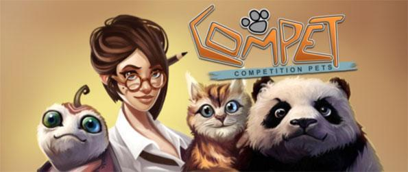 ComPet - Collect, train and battle with your team of adorable pets in this amazingly fun and competitive, pet combat game, ComPet!