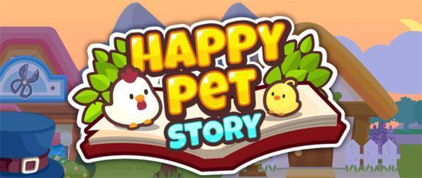 Happy Pet Story - Raise a virtual pet of your very own in this fun filled game that won't disappoint.