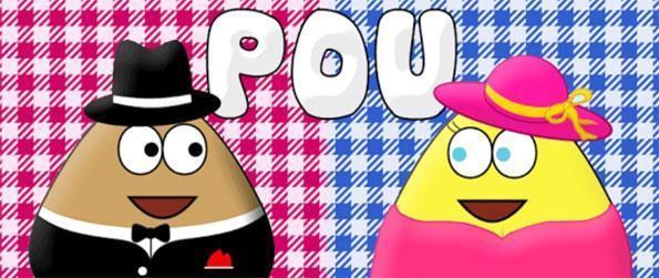 Pou - Take care of your alien pet in this fun addicting game Pou.