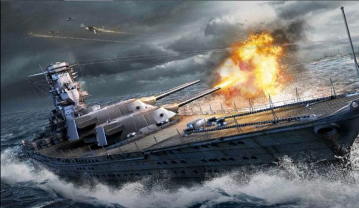 Warship Rising Now on Android and iOS
