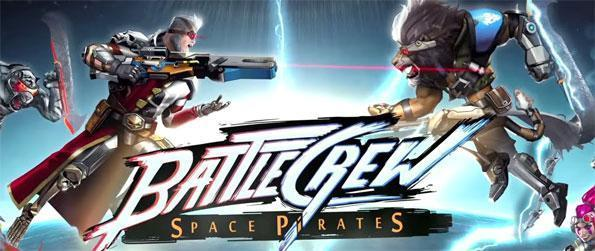 BATTLECREW™ Space Pirates - Be the best among your opponents.