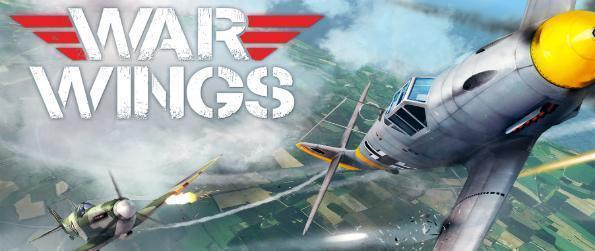 War Wings - Take to the skies and become a legendary World War II ace in War Wings, and shoot down enemy aircraft to rule the skies.