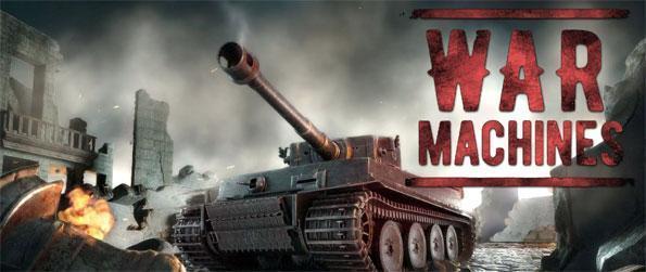 War Machines - Engage in an epic tank battle in War Machines.