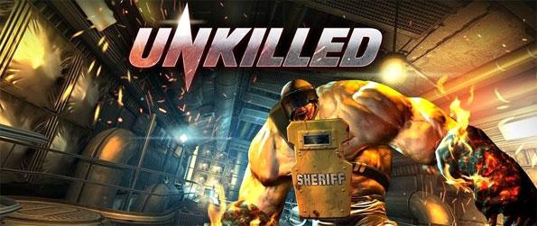 Unkilled - Immerse yourself in a post-apocalyptic New York City where dangerous zombies lurk around every single character.