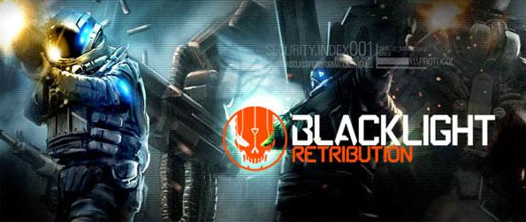 Blacklight: Retribution - Immerse yourself in this highly addictive shooting game that takes place in a unique futuristic setting.