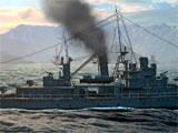 World of Warships gorgeous ship