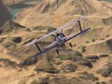 Flying a biplane in World of Warplanes