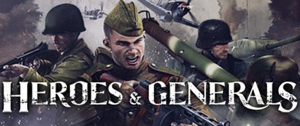 Heroes and Generals - A unique blend of FPS and RTS gameplay in the middle of WW2.