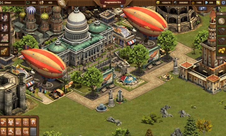 Forge of Empires: Progressive Era