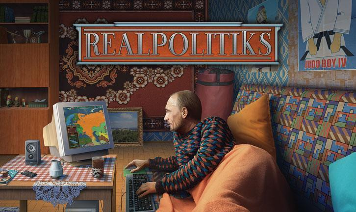 Achieve Global Dominance in Real-Time Grand Strategy Game, Realpolitiks