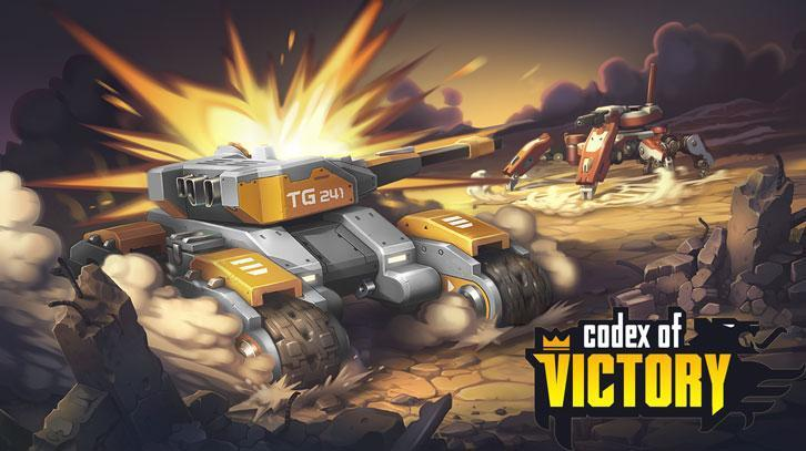 Defend Humanity From Cyborgs in Codex of Victory