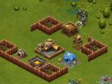 An orc raid in Throne Rush