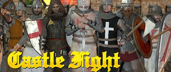 Castle Fight - Command your army and take control of the Holy Lands.