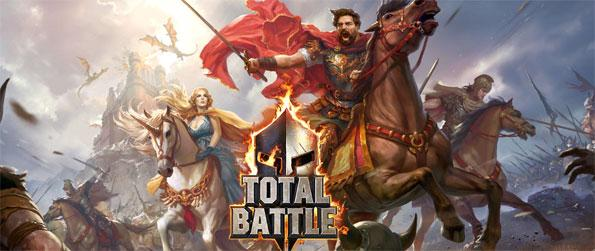 Total Battle - Raise the might of your army.