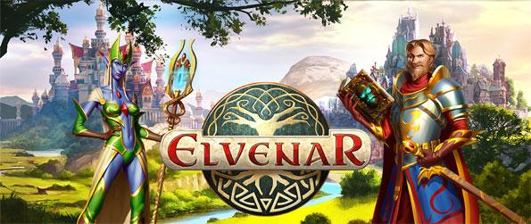 Elvenar - Choose to play as Humans or Elves and transform your small village into a majestic kingdom in this amazing game, Elvenar!