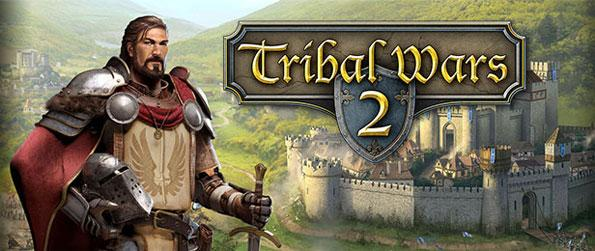 Tribal Wars 2 - Set foot in an epic game world that's filled with politics, warfare and a whole lot of chaos.