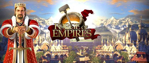 Forge of Empires - Create your very own fearsome empire in this phenomenal strategy game that won't disappoint.
