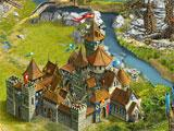 A thriving city in Imperia Online