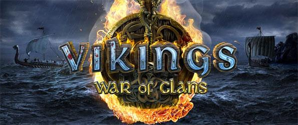 Vikings: War of Clans - Build an army of Vikings and conquer the known world.