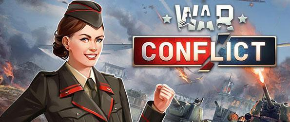 War Conflict - Take command of your army and conquer as many locations as you can in this deceivingly simplistic and yet intriguingly challenging MMORTS, War Conflict!