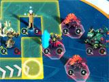 Turn-based strategy in Duelyst