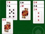 Five-0 Poker Gameplay