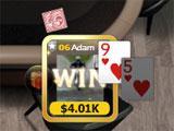 Poker Gorilla Winning Hand