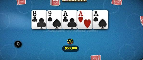 No Limit Poker - Relax and enjoy high stakes poker with this No Limits Facebook Poker.