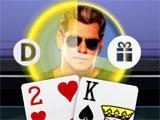 MF Texas Poker gameplay