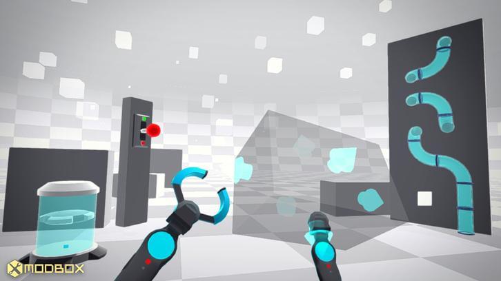 Building in Modbox VR