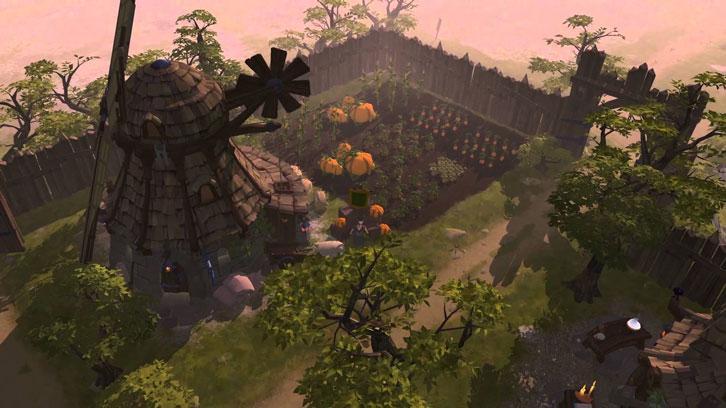 Albion Online: Farm