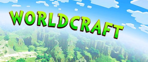 WorldCraft - Build your own voxel-based world from scratch in this amazing sandbox game, World Craft!