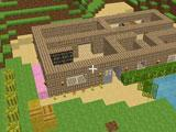 Building in progress in Exploration Lite