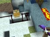 Voxelands gameplay