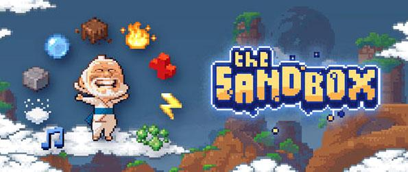 The Sandbox - Play as the creator and build a world of your own, introduce humans into it and either help or destroy civilizations as you see fit in this aptly-named sandbox game, The Sandbox!